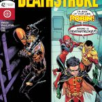 """The DC3cast, Episode 164: <i>Joker</i> Trailer Thoughts, """"Deathstroke"""" Continues its Greatness, and 'Rebirth' Titles, Round 145"""