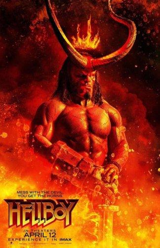 Hellboy-movie-poster