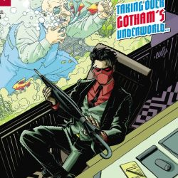 Red Hood: Outlaw #33 Featured