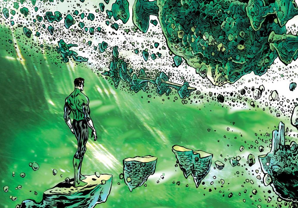 The Green Lantern 7 Featured
