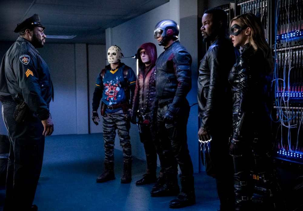 """Five Thoughts on Arrow's """"You Have Saved This City"""""""