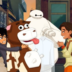 Big Hero 6 The Series Internabout