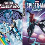 """Marvel Announces """"Future Foundation"""" Relaunch and More"""