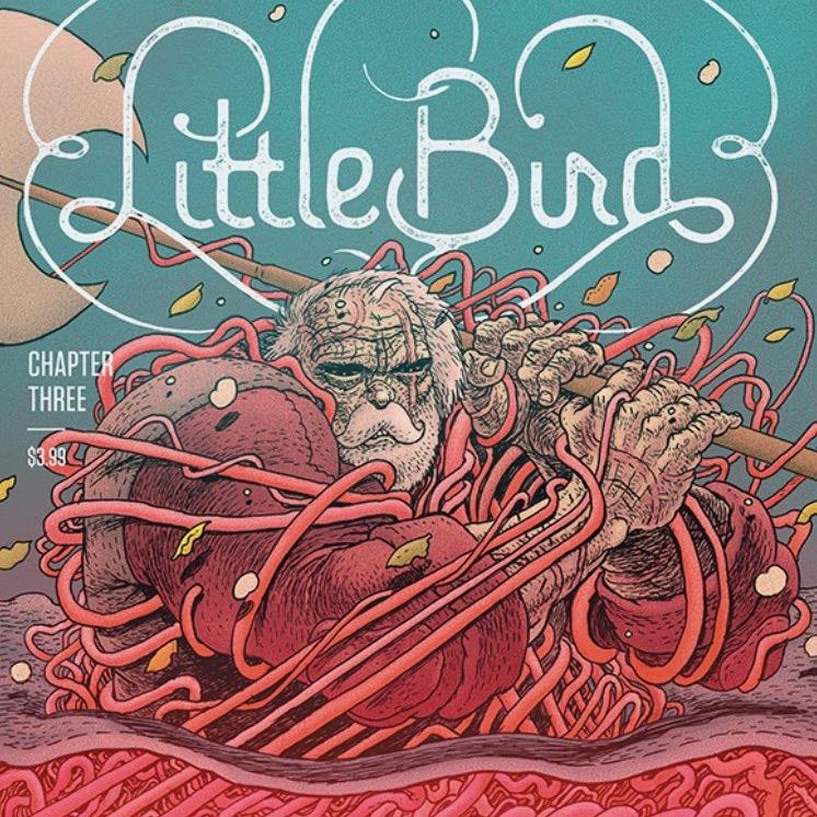 """""""Little Bird"""" #3"""