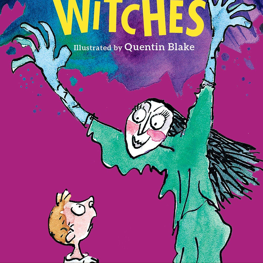 Roald Dahl's The Witches Being Adapted Into A Graphic Novel by Pénélope  Bagieu – Multiversity Comics