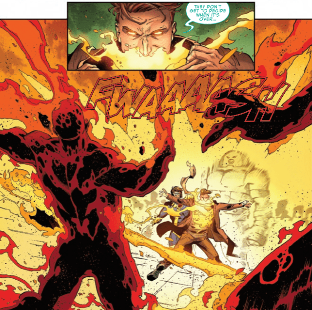 Uncanny X-Men 18 chamber kills