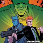 """Spencer & Locke 2"" #1"
