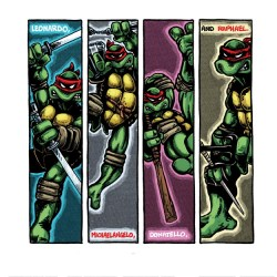 TMNT by Eastman & Laird
