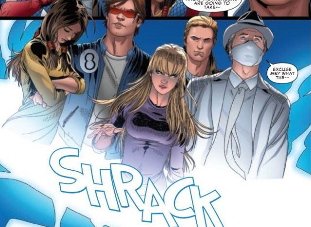 Uncanny X-Men 20 - taking doc nemesis