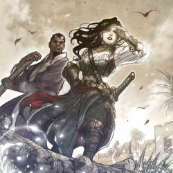 Age of Conan: Bêlit #4 Featured