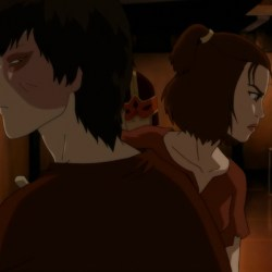 Avatar the Last Airbender 3.14 The Boiling Rock Part 1
