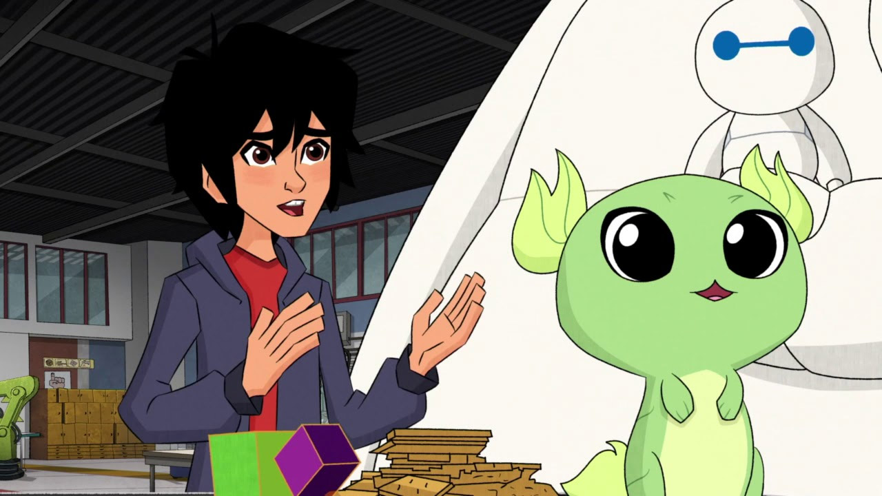 Five Thoughts On Big Hero 6 The Series Something Fluffy Multiversity Comics