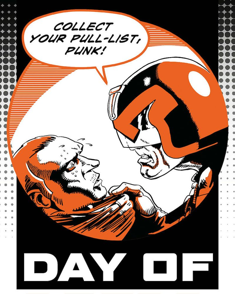 Dredd Day Featured