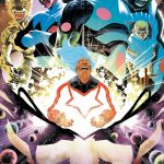 """Scott Snyder on """"The Batman Who Laughs"""" Wrapping Up and Introducing the Justice Society to """"Justice League,"""" Plus an Exclusive Preview of """"Justice League"""" #26"""