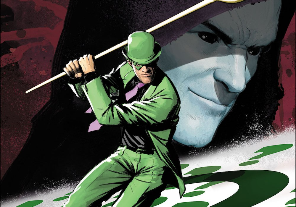 Riddler Year of the Villain Featured