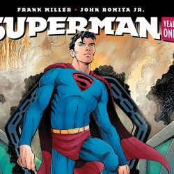 superman year one featured