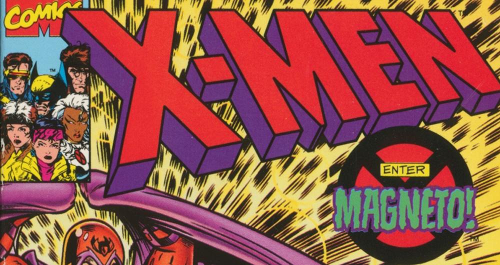 X-Men the animated series enter magneto