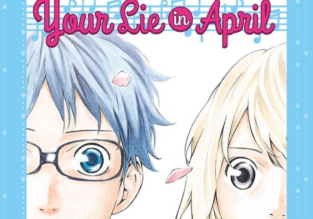Your Lie in April vol. 1