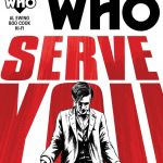 """""""Doctor Who: The Eleventh Doctor"""" #9 and #10"""