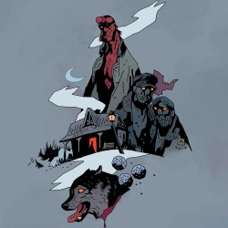 Feature - Hellboy and the B.P.R.D.: Long Night at Goloski Station
