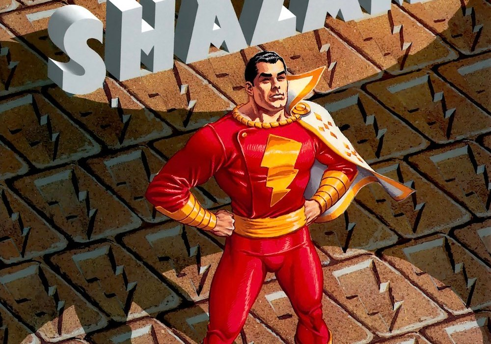 Power of Shazam OGN Featured
