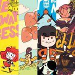SDCC '19: Random House Graphic Announce Four OGNs for 2020 Launch