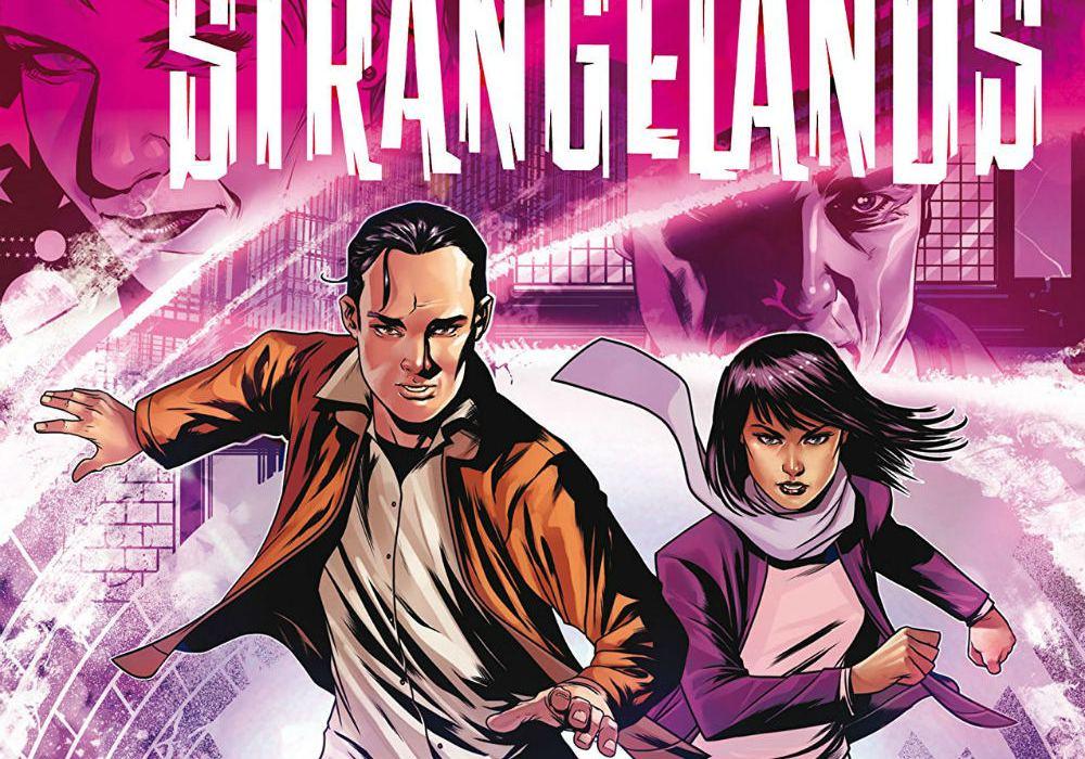 Strangelands #1 - Featured