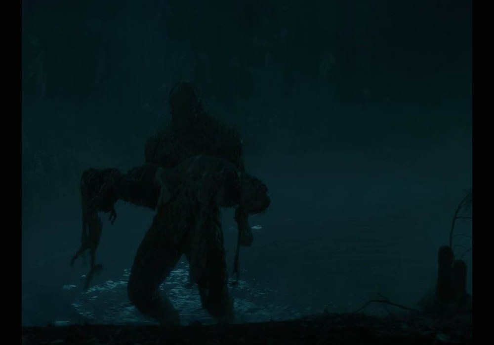 """Five Thoughts on Swamp Thing's """"The Anatomy Lesson"""