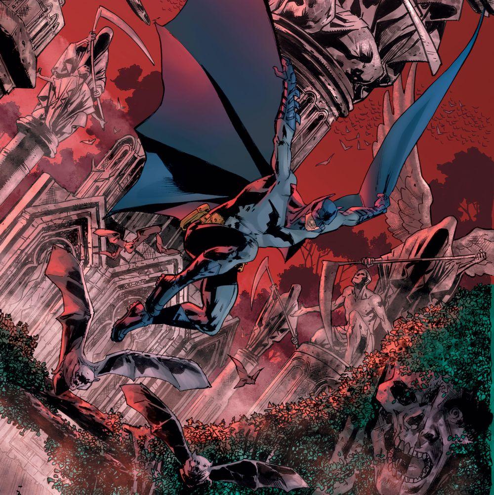 """""""The Batman's Grave"""" #1"""