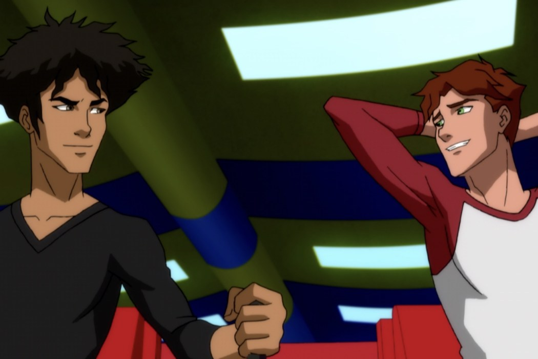 Young Justice Outsiders Illusion of Control Featured