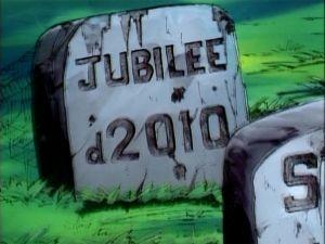 R.I.P. Jubilee