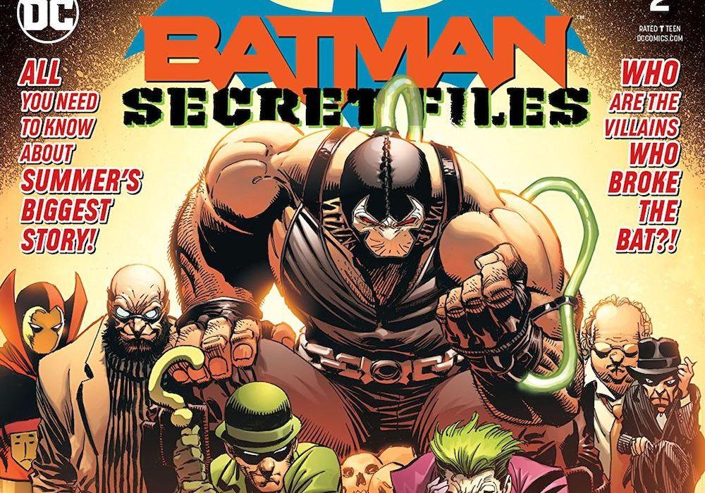 Batman Secret Files 2 Featured