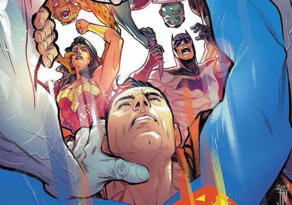 Justice League 30 Featured