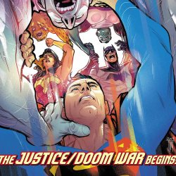 Justice League 30 Featured