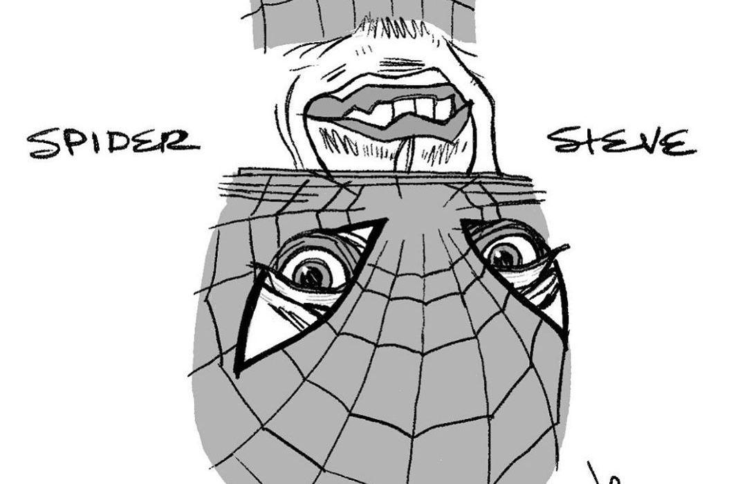 Jason Latour Spider-Steve