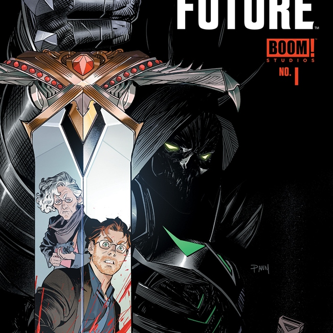 "Kieron Gillen Talks About Arthurian Horror in ""Once & Future"""