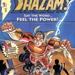 Power of Shazam 1 Featured