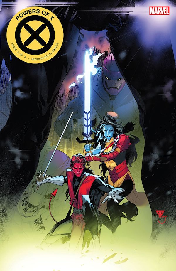 """Don't Miss This: """"Powers of X"""" by Jonathan Hickman and R.B. Silva"""