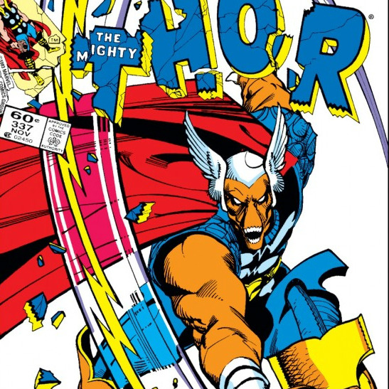 The Mighty Thor 337 featured