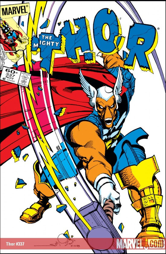 """""""The Mighty Thor"""" #337-340"""