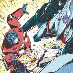 Transformers '84 #0 Featured