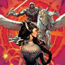 Valkyrie Jane Foster #2 Featured