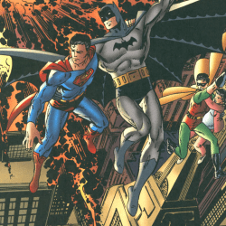superman batman generations