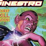 """Sinestro: Year of the Villain"" #1"