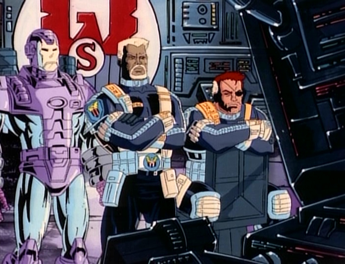 "Five Thoughts on X-Men: The Animated Series's ""Time Fugitives"""