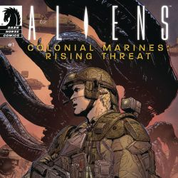 Aliens Colonial Marines Rising Threat #1 Featured