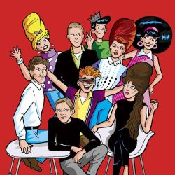 Archie Meets The B52s #1 - feature