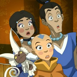 Avatar the Last Airbender 3.17 The Ember Island Players