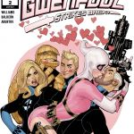 """Gwenpool Strikes Back"" #2"