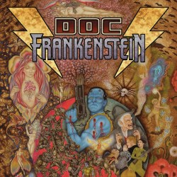 Doc Frankenstein by Steve Skroce